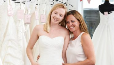 words from mother to daughter on wedding day