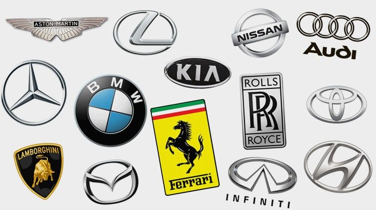 foreign car brands