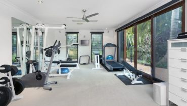 creating budget home gym