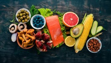 good diet control mood