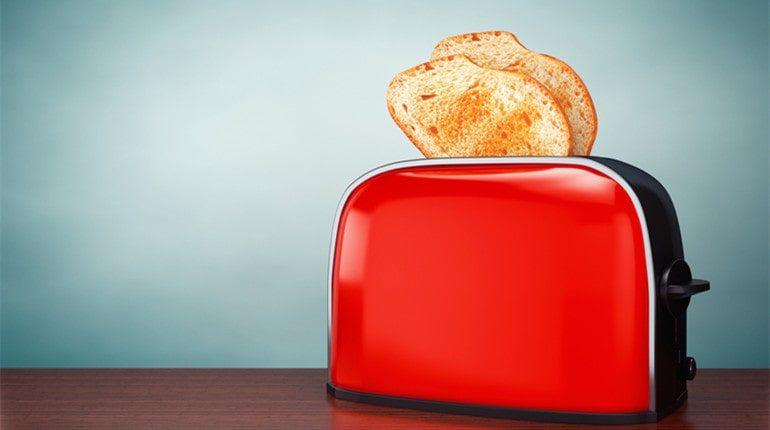 toaster machine