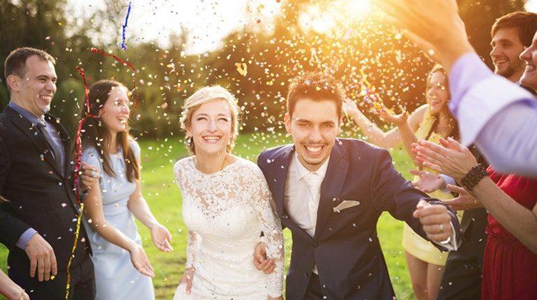 planning stress free wedding