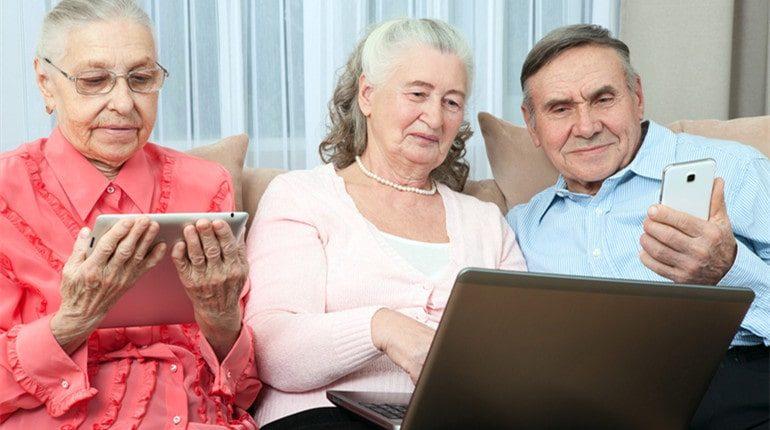 technology transforming senior communities
