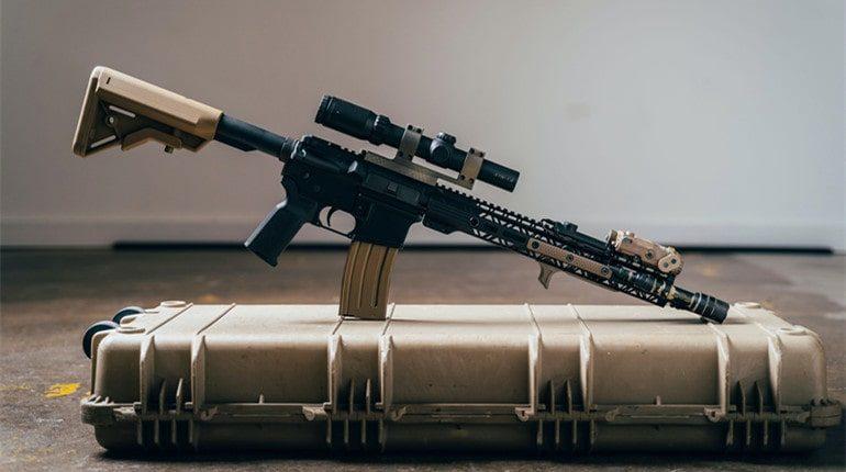 upgrade service rifle