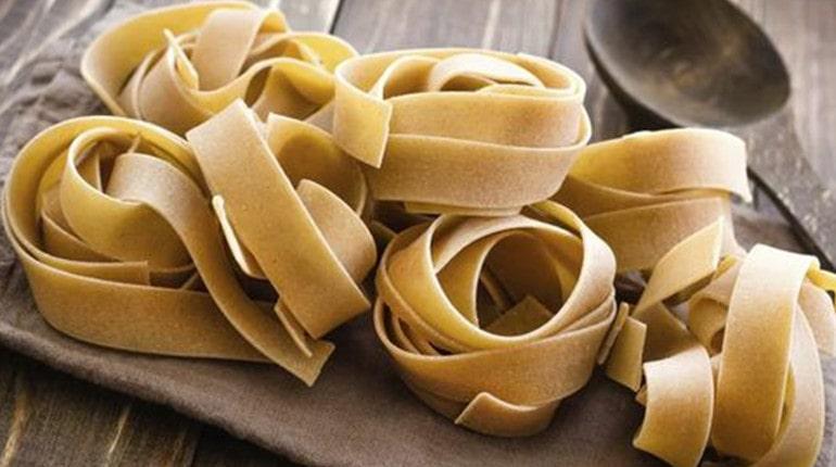fresh or dry pasta