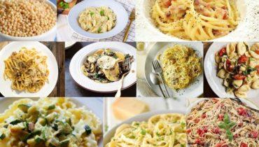 types of pasta