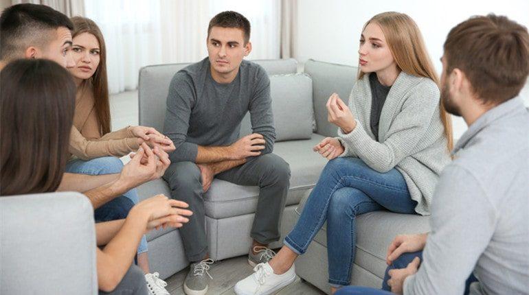 choosing rehab center