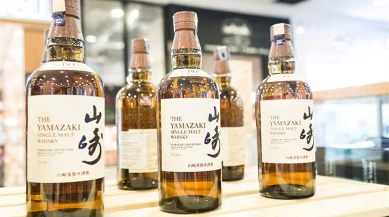 japanese whiskies in singapore