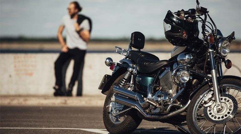 risks for motorcycle riders
