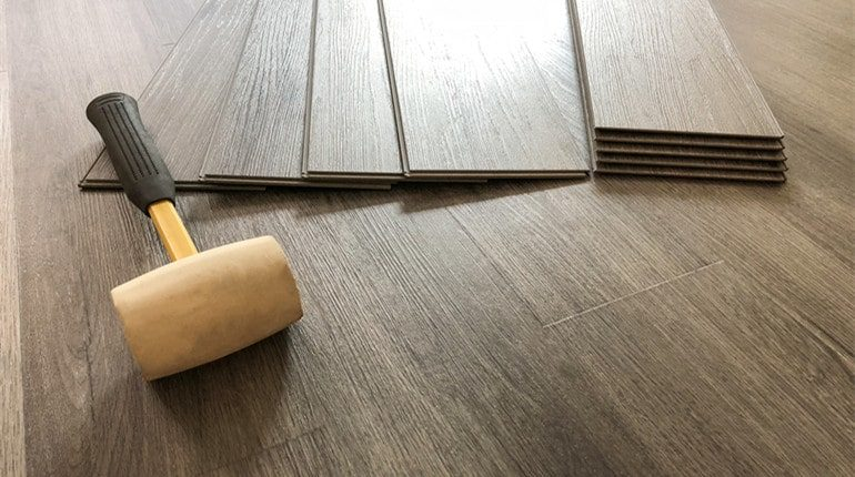 vinyl sheet flooring for home