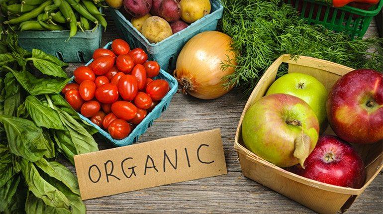advantages of organic farming