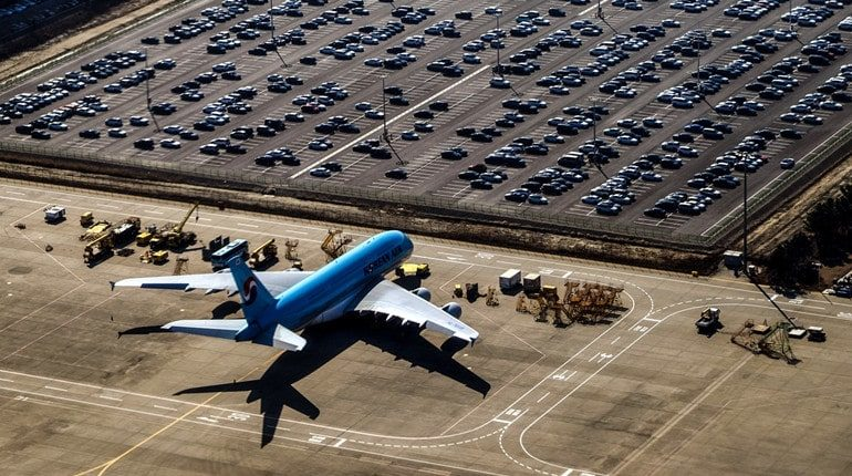 is onsite bwi parking safe