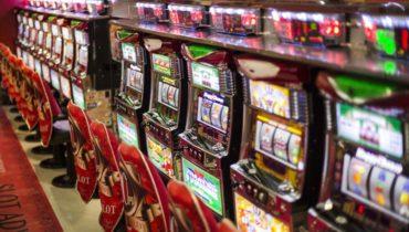 slot machines look
