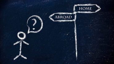 steps before move abroad