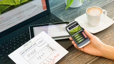 choose mobile web design copmany