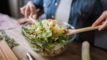 make vegetarian diet