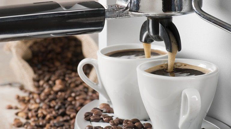 descaling coffee machine