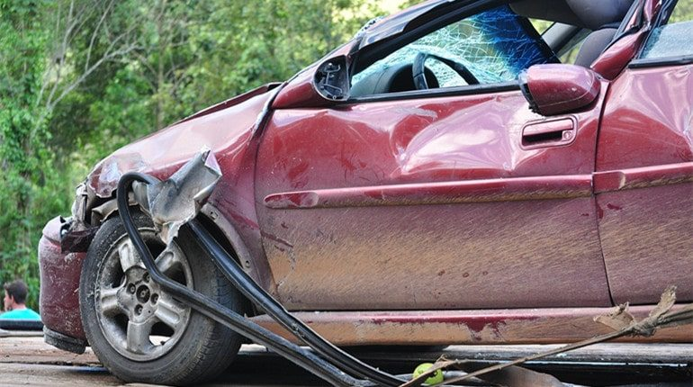 worst things following car accident