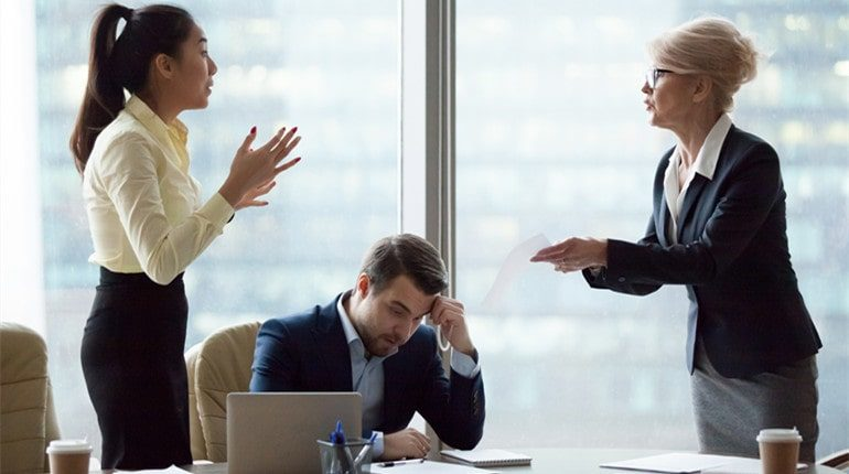 dealing with workplace disputes