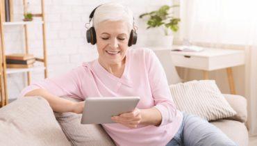 modern technologies for senior