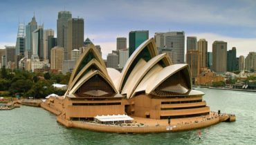 spend holiday in australia