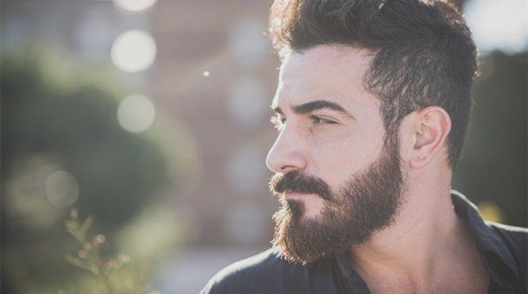 take care of beard